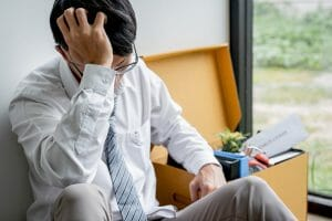Unemployment appeal because unemployment was denied, the stress is terrible.  An employment lawyer can help